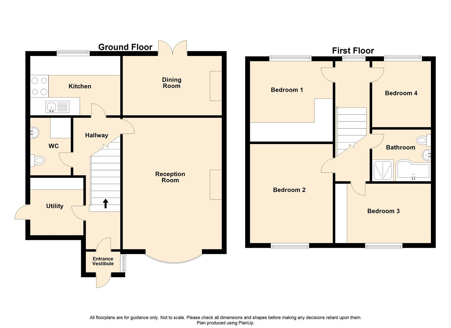4 Bedroom Detached House For Sale - 30 Oldbury Close.jpg